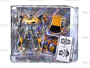 Игровой трансформер «Робот-машинка» , A403, игрушки
