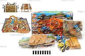 Игровой трек для квадроциклов с песком, 8888-27, купить