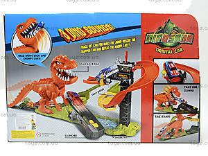 Игровой трек «Динозавр. Поймай тачку», 8899-91, фото