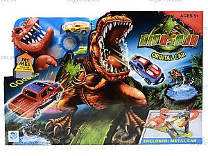 Игровой трек «Динозавр. Поймай тачку», 8899-91