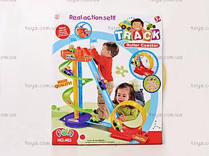 Игровой трек с горками Roller Coaster, 403