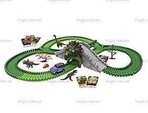 Игровой трек «Трицератопс» серии «Парк динозавров - 3D реальность», TT-DI20