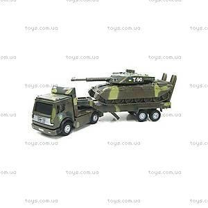 Игровой военный набор со звуковым эффектом, CT1061(SL556/TANK)