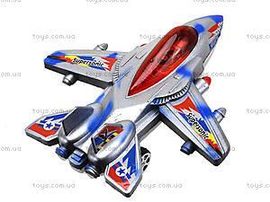 Игровой инерционный самолет , 7818, игрушки