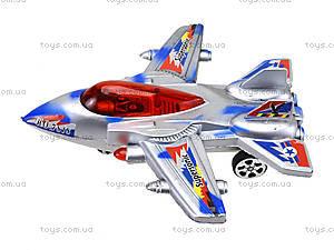 Игровой инерционный самолет , 7818, детские игрушки