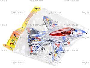 Игровой инерционный самолет , 7818, магазин игрушек