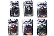 Игровые фигурки Бэтмена, Супермена, WC06-58, фото