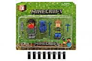 Игровые фигурки героев из «MINECRAFT», 860102, отзывы