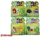 Игровые фигурки героев «Злые птички», 62436, магазин игрушек
