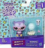 Игровые фигурки LITTLE PET SHOP 2 пета, B9358, фото
