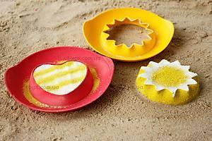 Игровые формочки для ванны и пляжа SUNNY LOVE, 170495