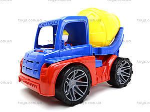 Игрушечная детская машина «Бетономешалка», 294, купить