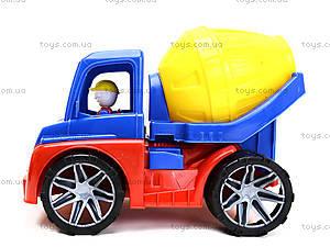 Игрушечная детская машина «Бетономешалка», 294, фото
