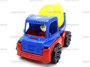 Игрушечная детская машина «Бетономешалка», 294, цена