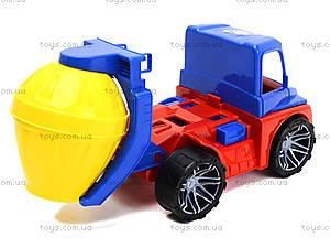 Игрушечная детская машина «Бетономешалка», 294, игрушки