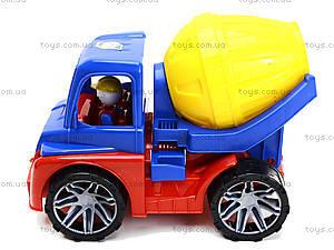 Игрушечная детская машина «Бетономешалка», 294, детские игрушки