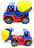 Игрушечная детская машина «Бетономешалка», 294, отзывы