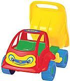 Игрушечная детская машина «Самосвал», 3102