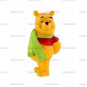 Игрушечная фигурка «Винни Пух» с шарфом, 12327