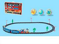 Игрушечная железная дорога на батарейке, 2310, отзывы