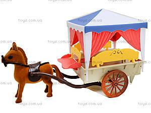 Игрушечная карета Happy Family, 012-06, купить