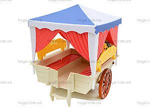 Игрушечная карета Happy Family, 012-06, фото