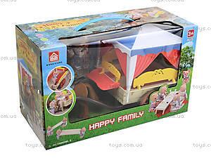 Игрушечная карета Happy Family, 012-06, цена
