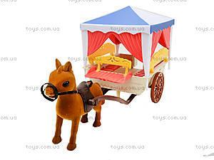 Игрушечная карета Happy Family, 012-06, игрушки