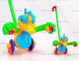 Игрушечная каталка для детей «Дракон», 350