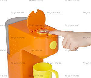 Игрушечная кофе-машина Smart, 1684018, игрушки