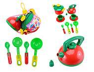 Игрушечная кухня «Ева» для детей, 04-431, купить