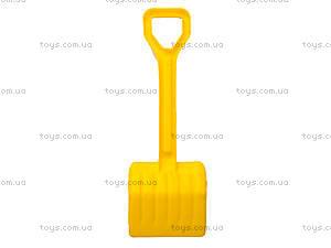 Игрушечная лопатка для детей, 01-113, отзывы