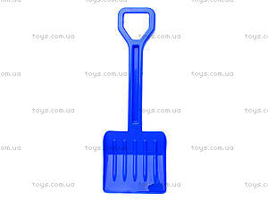 Игрушечная лопатка для детей, 01-113, цена