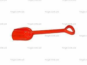 Игрушечная лопатка для игры в песочнице, 9937