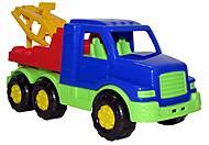 Игрушечная машина для детей «Эвакуатор», 35165, отзывы