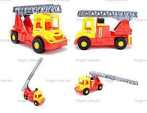 Игрушечная машина для детей «Пожарная», 32170, отзывы