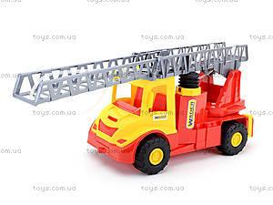 Игрушечная машина для детей «Пожарная», 32170, цена