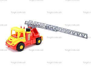 Игрушечная машина для детей «Пожарная», 32170, игрушки