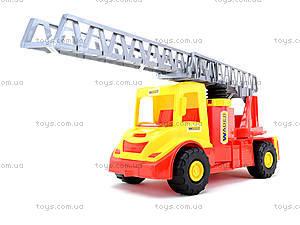Игрушечная машина для детей «Пожарная», 32170, магазин игрушек
