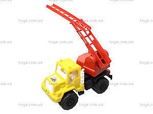 Игрушечная машина, для детей «Пожарная», MG-074, купить