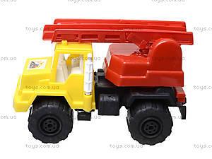 Игрушечная машина, для детей «Пожарная», MG-074, цена