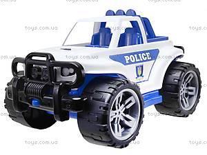 Игрушечная машина для детей «Полиция», 3558, фото
