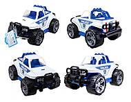 Игрушечная машина для детей «Полиция», 3558, цена