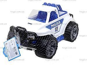 Игрушечная машина для детей «Полиция», 3558, отзывы