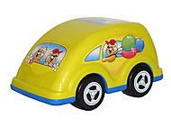 Игрушечная машина для детей «Тедди», 2332