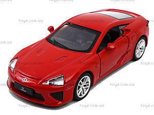 Игрушечная машина Lexus LFA серии «Автодром», 6433, доставка