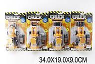Игрушечная машина на батарейках «Стройтехника», 648, фото
