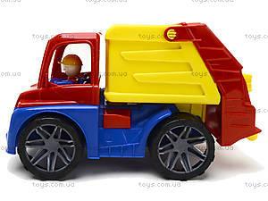 Игрушечная машина Орион «Мусоровоз», 300, цена