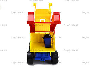 Игрушечная машина Орион «Мусоровоз», 300, детские игрушки