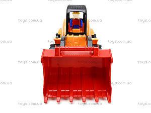 Игрушечная машина «Погрузчик», 006, фото